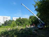 Проект Строим Парк. Фото Юрия Шестака