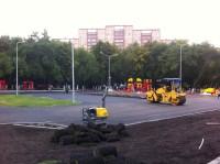 29 августа 2013 г. Строим Парк
