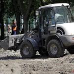 Строим Парк. Фото Павла Захарова Вслух.ру