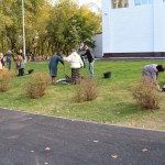 1 октября 2013 г. Строим Парк