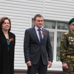 «Минута Памяти» прошла в школе №19 города Тюмени